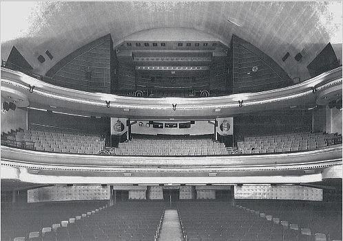 Madrid patio de butacas - Teatro coliseum madrid interior ...